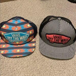 Vans SnapBack Hats